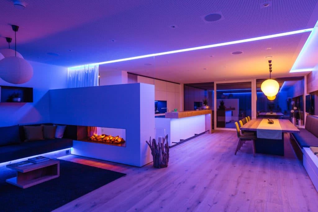 TS Smart Home Augsburg | Komfort, Lichtsteuerung